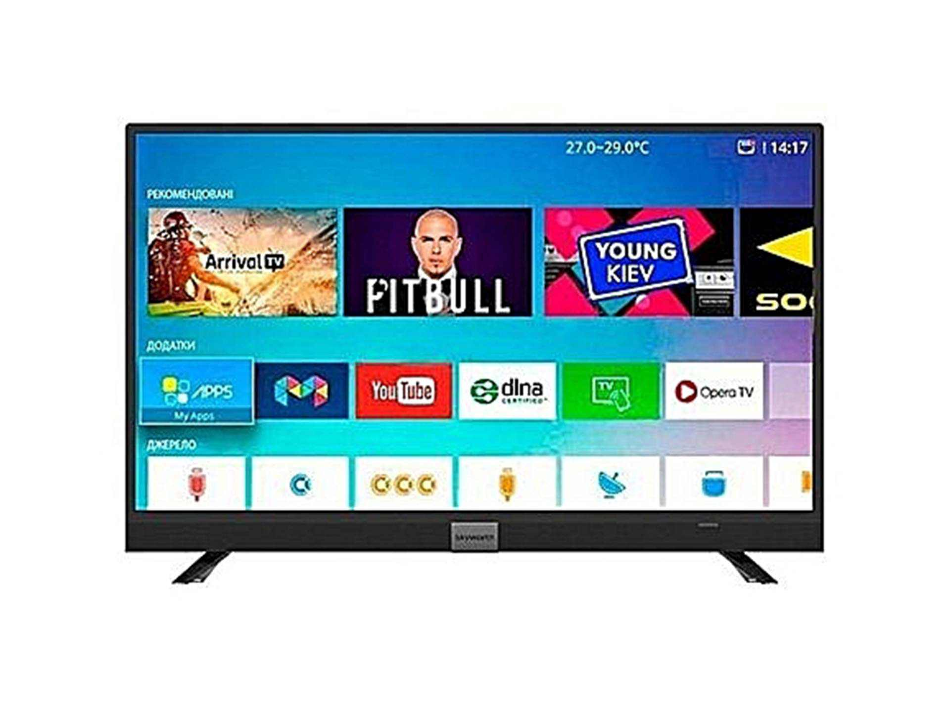 40 Inch Smart Tv Deals Kensoko Skyworth 40 Inch Smart Tv 40s3a31t Black Skyworth