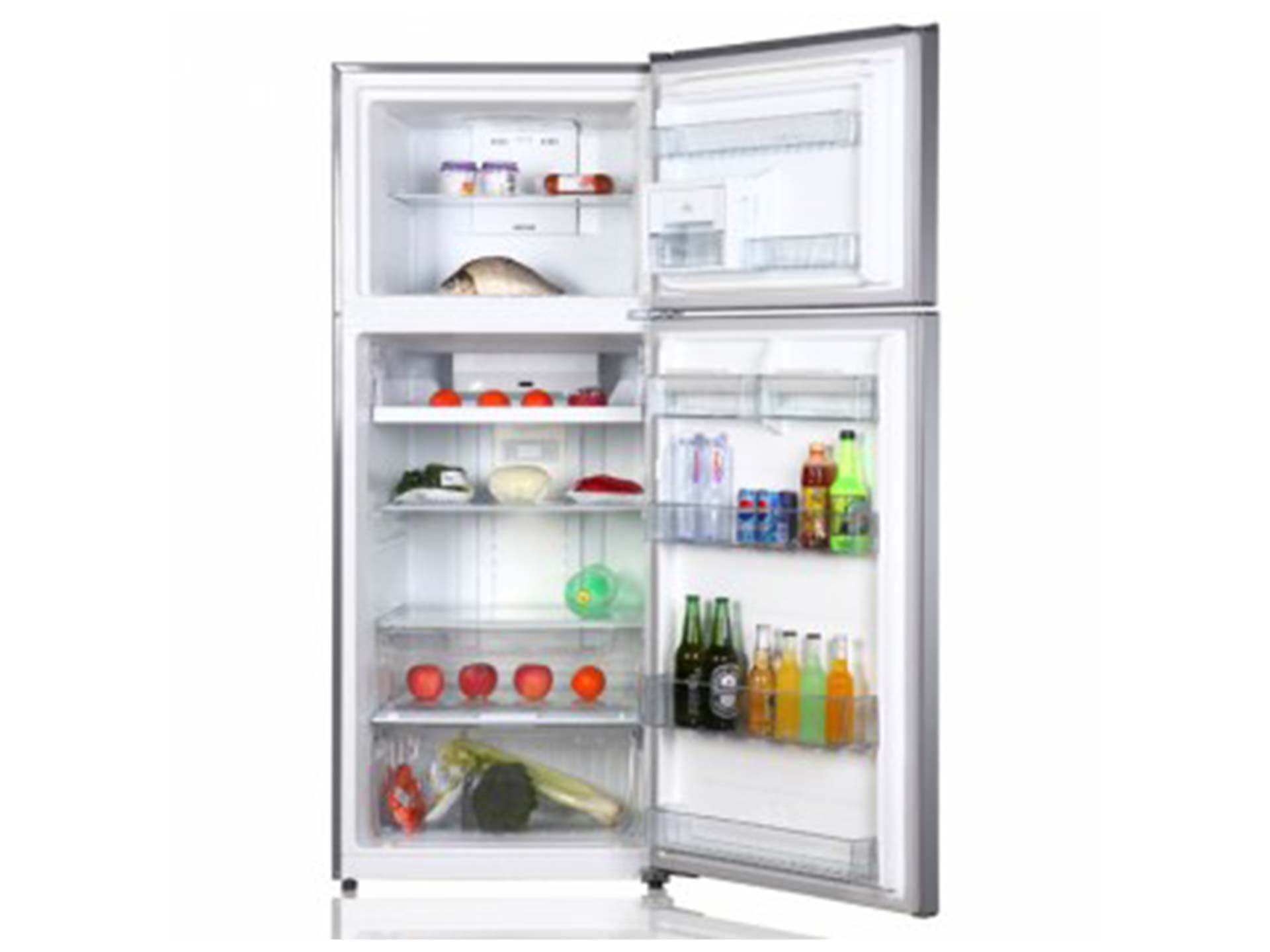 No Frost Kensoko Ramtons 450 Liters Double Door No Frost Fridge