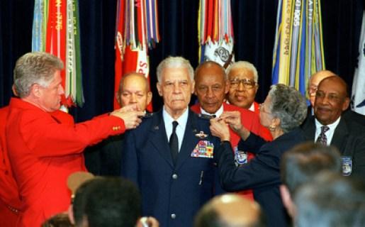 ผลการค้นหารูปภาพสำหรับ General Benjamin O. Davis, Jr.
