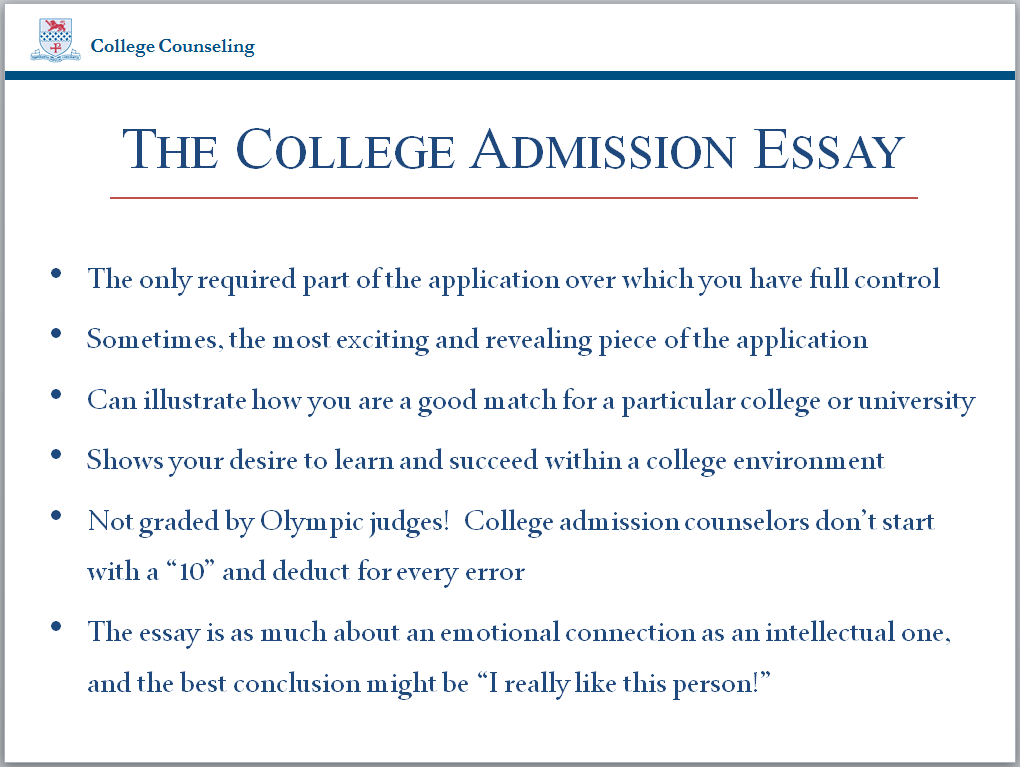 college essay writing prompts