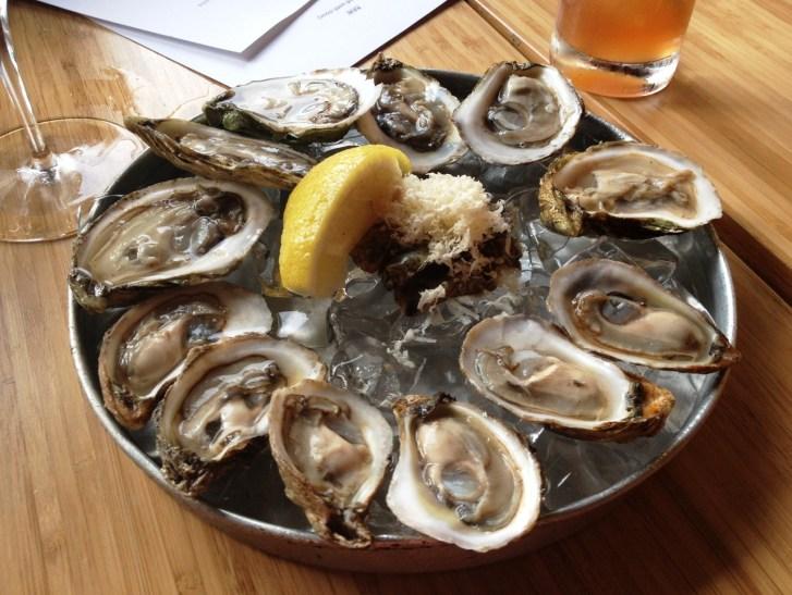 Hooch Oysters