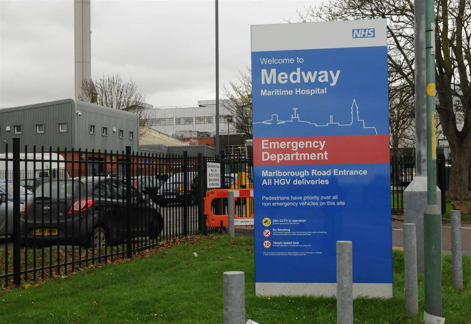 Aldi Herne 19 5 M Boost For Kent And Medway Nhs