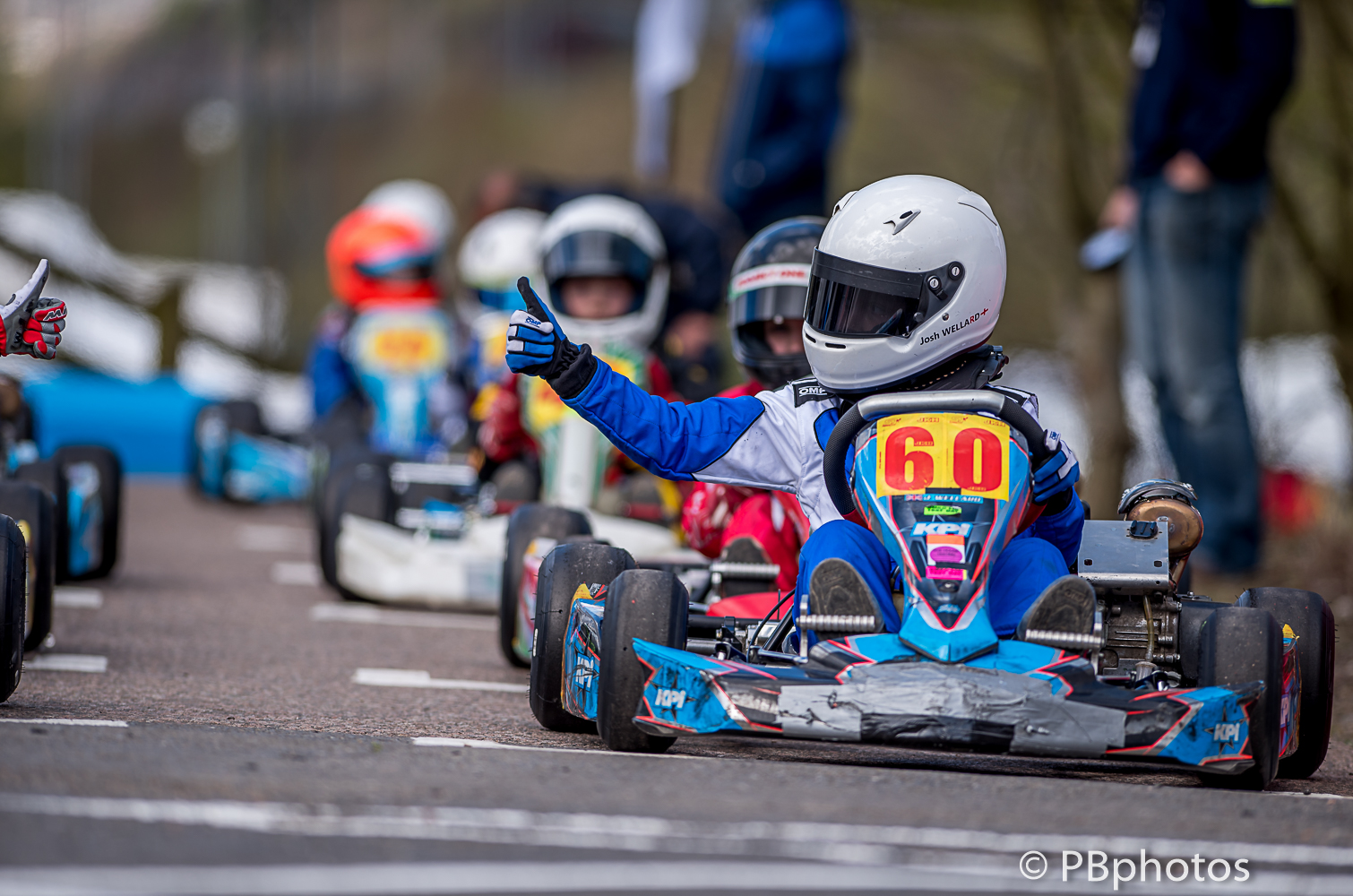 Buckmore Park Karting Death Buckmore Park Hosts First Round Of Summer Championships