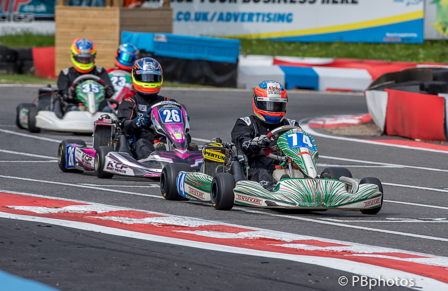 Buckmore Park Karting Death Sunshine Adds To Karting Entertainment Kent Sports News