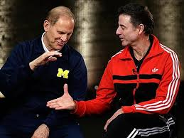 Good guys, good sports, and John Beilein and Rick Pitino will coach a good game tonight.
