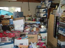 This is not my garage, and what I do today will make sure it won't be.