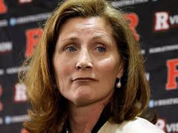 "Soon-to-be Rutgers AD Julie Hermann is accused of calling her players ""whores, alcoholics and learning disabled,"" while a volleyball coach at the University of Tennessee."