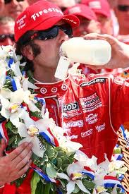 Surprisingly, the bottle of milk is not my favorite tradition at Indy for me.