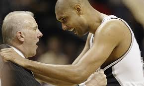 Rarely has a coach and player existed in as much successful harmony as Gregg Popovich and Tim Duncan.