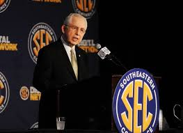 Mike Slive explains what's wrong with the NCAA, as though fans don't already know.
