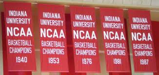 If these five banners are going to welcome a little brother, a lot of very good things need to happen on the schedule below.