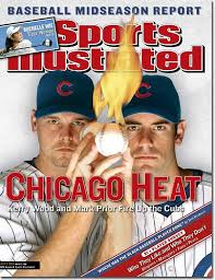 If there was ever a Sports Illustrated jinx, the 2003 Cubs were it.