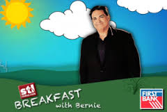 Breakfast with Kent is a daily homage to Breakfast with Bernie.  If you don't watch it already at stltoday.com, you should.