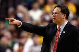 Tom Crean couldn't point the way to victory last night, but that doesn't mean the program isn't on the right path.