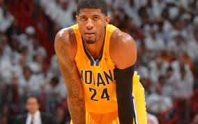 Paul George's 23 year-old legs should be able to bounce back quickly with just a little rest.