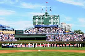 Wrigley Field isn't unchanged in my lifetime, but it's close enough that I spend more time being bombarded by memories rather than watching the game when I make a pilgrimage there.