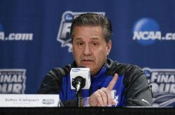 John Calipari will likely be back in Kentucky next year, but if offered the Lakers job, I suggest he TAKE IT!