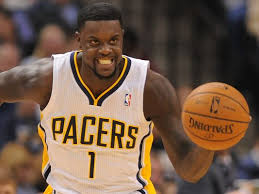 Home court means more to Lance Stephenson than anyone on the Pacers. All five of his triple-doubles this season have been notched at home. The Pacers are 4-1 in those games.