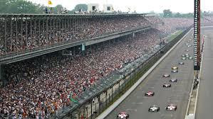 Just short of 300,000 fans will make this year's Indy 500 the most attended sporting event in the world - as it is every year.