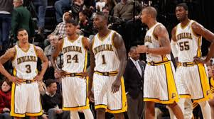 The Pacers starting five might return intact next year, but you never know.