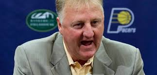 Larry Bird told the truth again today.  It tends to get him in trouble, but it makes his media availabilities a lot of fun.
