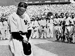 75 years ago today, Lou Gehrig believed what should be true for all - that we are each the luckiest people on the face of the earth.
