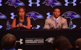 If Ray Rice's performance today mirrors that of this press conference, he should never talk to the media again.