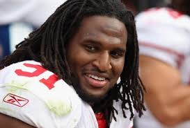 Ray McDonald is fortunate that fans were tired of thinking about domestic violence by the time he put hands on his not-so-lucky fiancee.