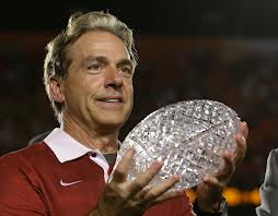 Cha-ching for Saban.  For the players - back to class.