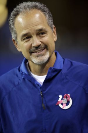 Chuck Pagano is a cancer survivor and hell of a coach, but to think players will play harder because of his tenuous job situation is ridiculous.