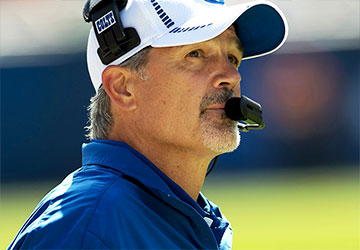 Chuck Pagano is awaiting word of his fate. I hope he is back for the 10 reasons below.