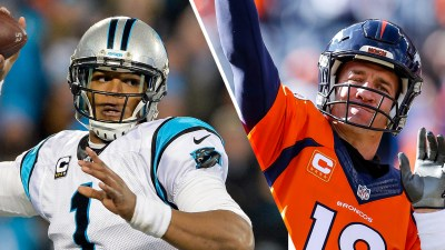 Cam Newton and Peyton Manning have a lot of differences before we ever get to race.
