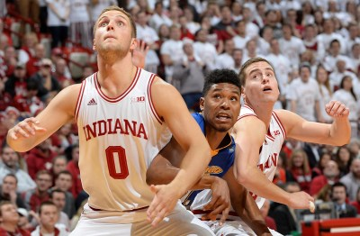 Max Bielefeld and Nick Zeisloft have been key contributors to Indiana's success because they were free to transfer with immediate eligibility.