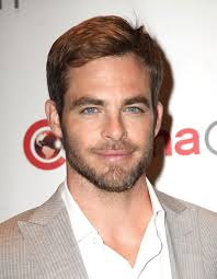 Chris Pine is a great looking guy, but does he really qualify to drop the green flag for the 100th running of the Indianapolis 500?