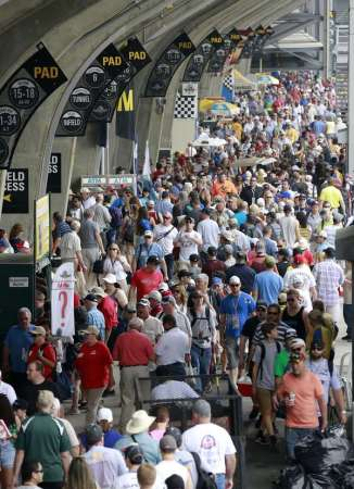 All those people having a great time - why is the Indy 500 edging toward national irrelevance, and how can it be fixed?