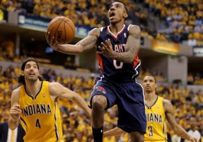 Jeff Teague is coming home while George Hill leaves his hometown.