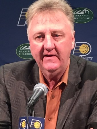 Pacers president Larry Bird has been busy this offseason preparing the Pacers to win now.