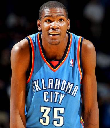 Kevin Durant turned his back on a city that loved him.  That's weak, gutless, and/or spineless?