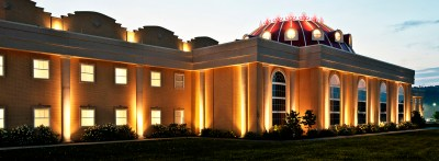 This is the casino at French Lick.  Good things can happen in there if you follow a few simple rules.