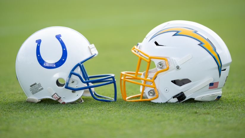 Ekeler scores 3 TDs in Chargers 30-24 OT win over Colts