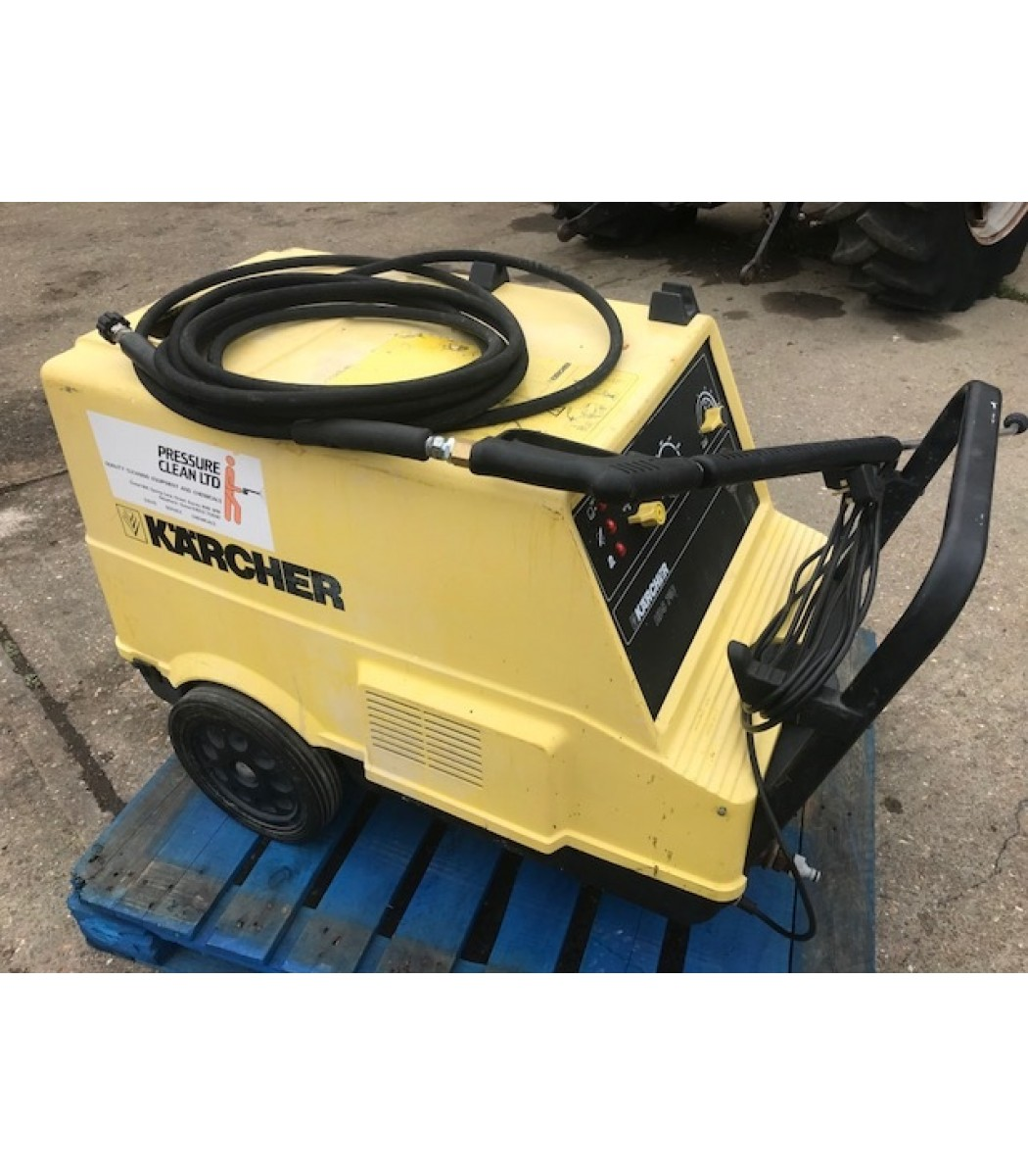 Karcher Reiniger Karcher Hds750 Steam Cleaner