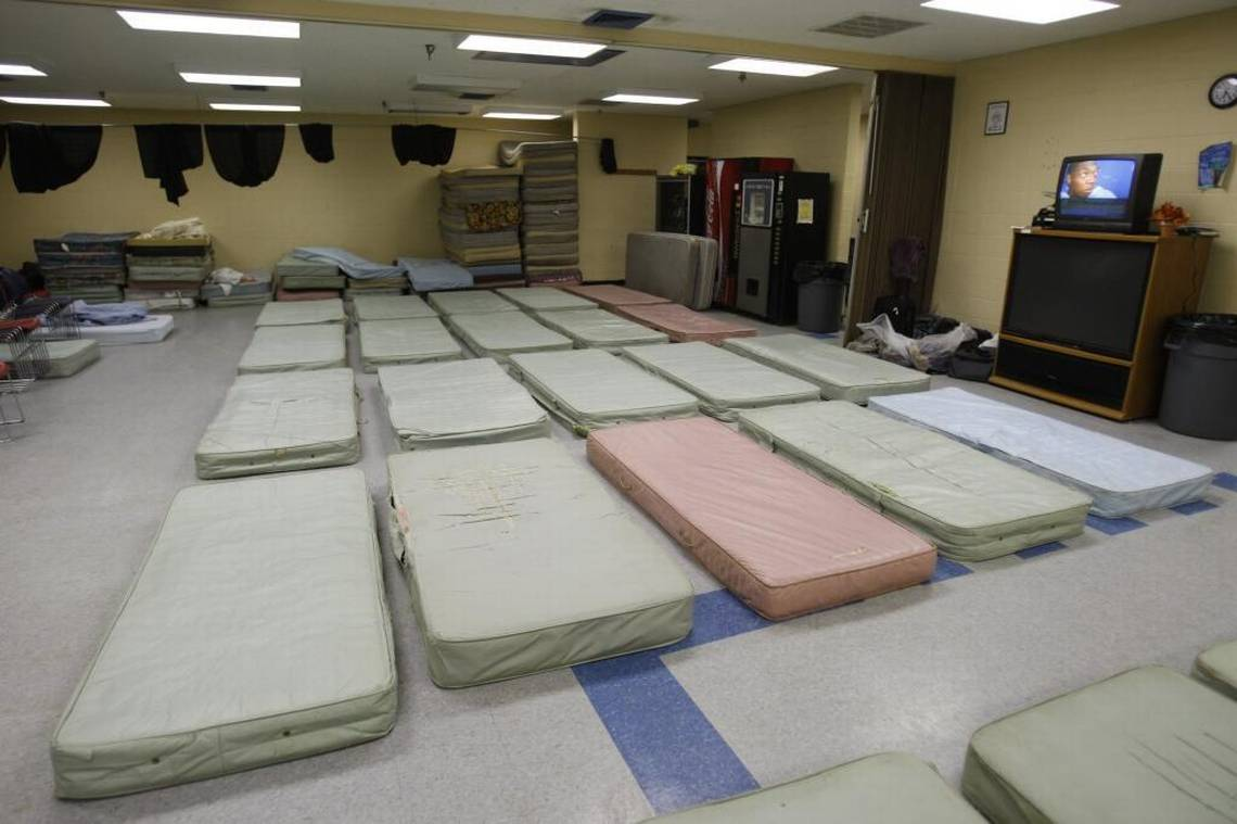 Lexington Claims Homelessness At 12 Year Low But Shelters Remain Full Lexington Herald Leader