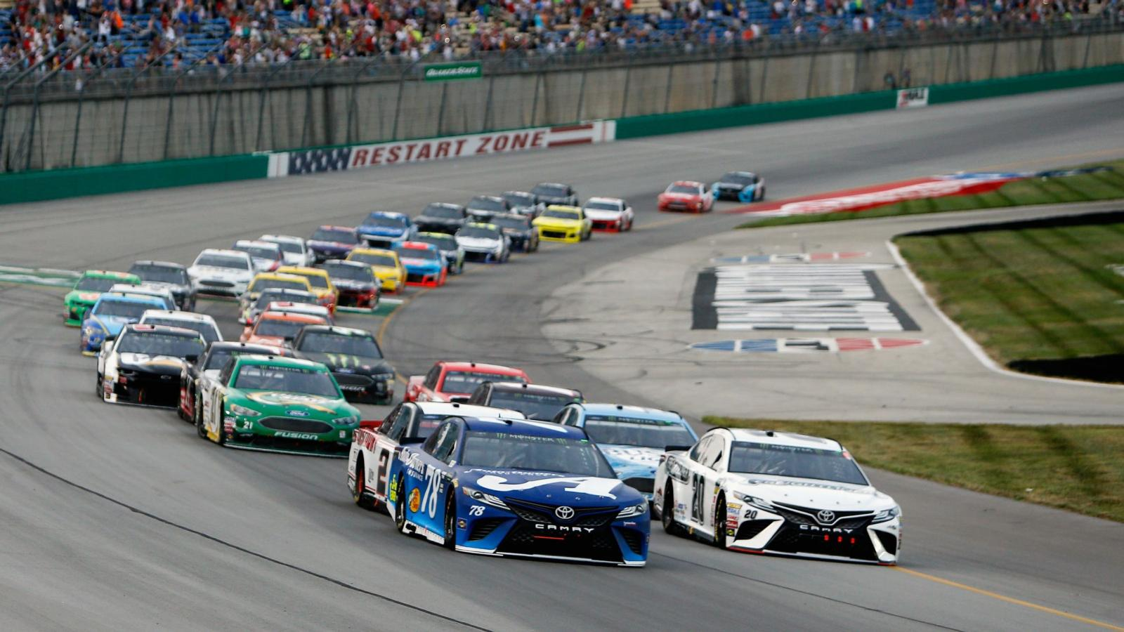 Vehicle Manufacturers In Nascar Nascar Announces 2019 Baseline Rules Packages For Monster
