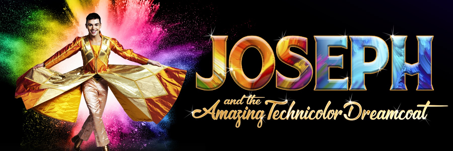 Joseph Und Joseph Joseph And The Amazing Technicolor Dreamcoat Bill Kenwright