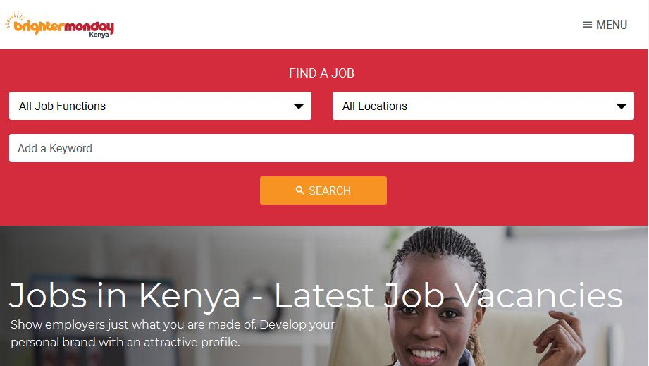 Best websites to look for a job in Kenya Career search blogs - websites to look for jobs