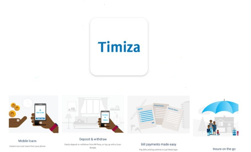 Timiza App by Barclays Bank Kenya How to get Instant loan