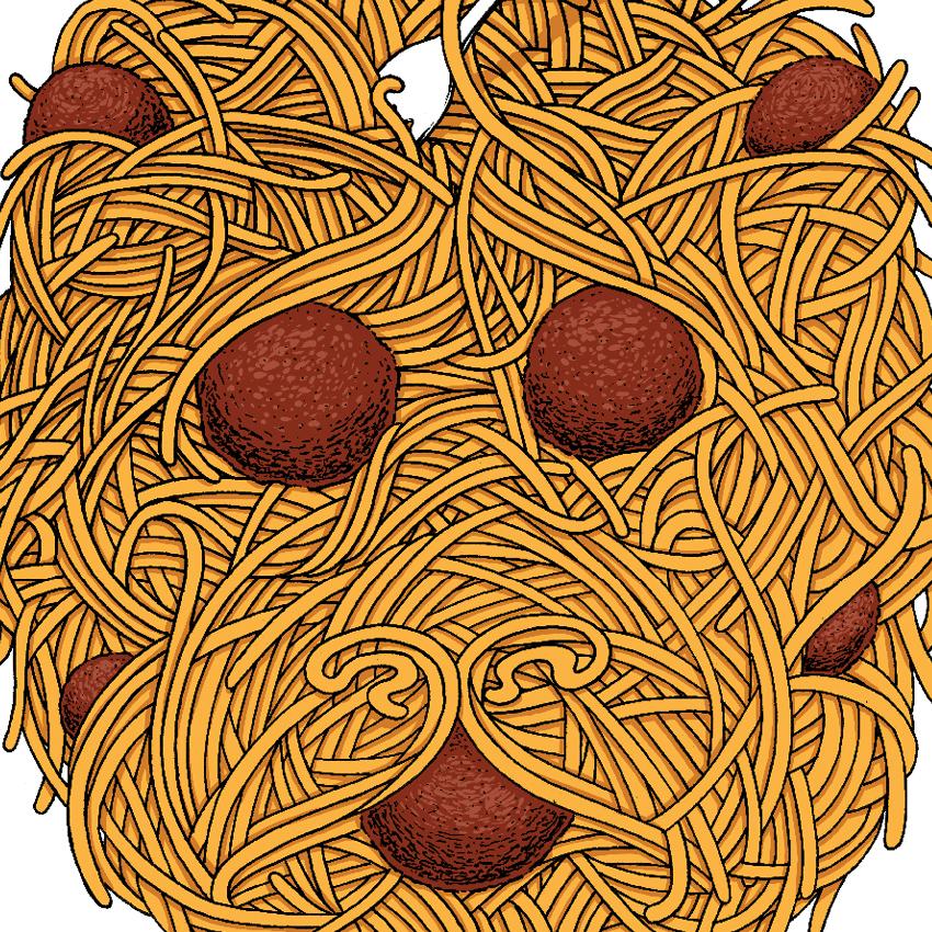 ANYFORTY PRIDE REFIX: Linguine Lion