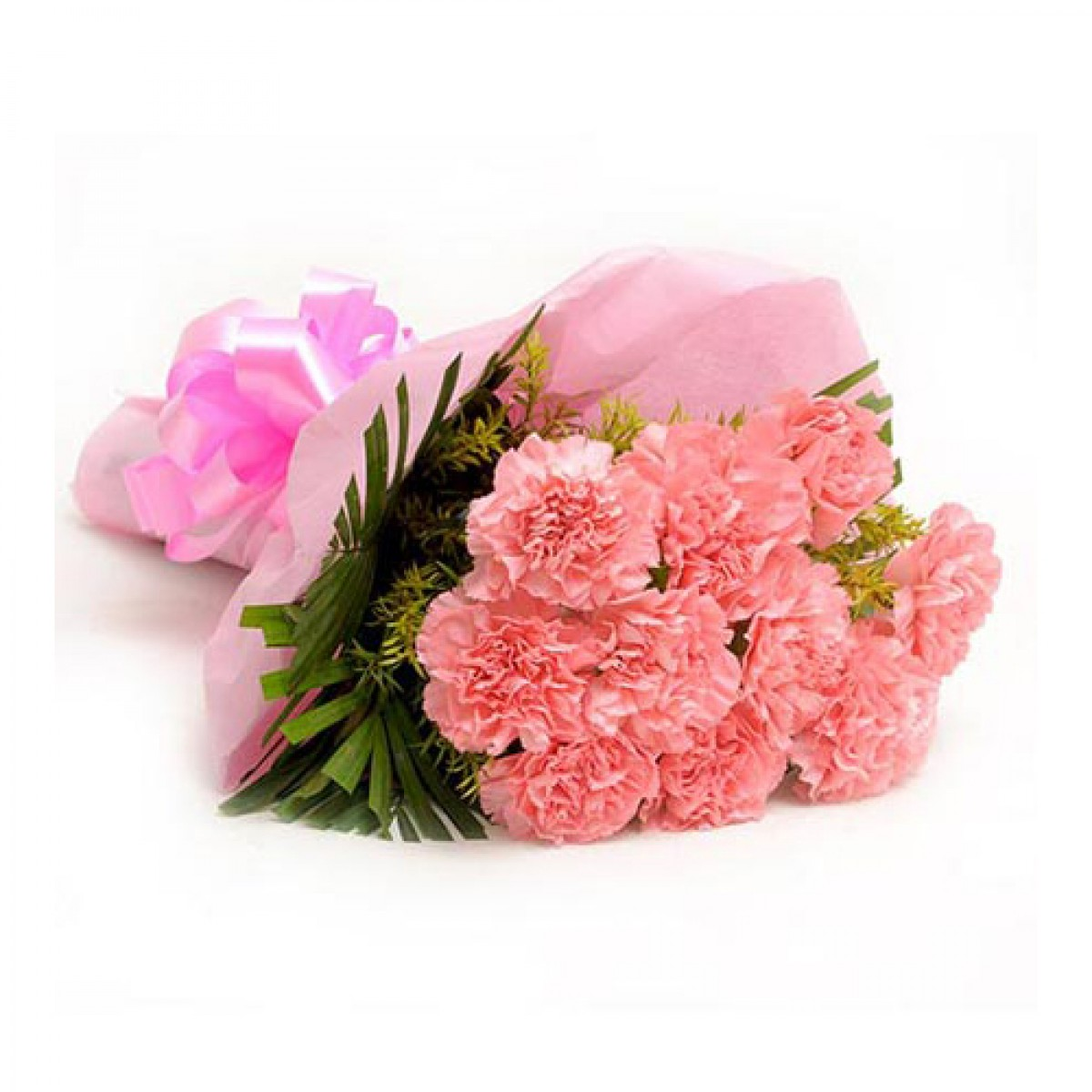 Carnation Flower Gift Pink Carnation Bouquet | Buy Gifts Online