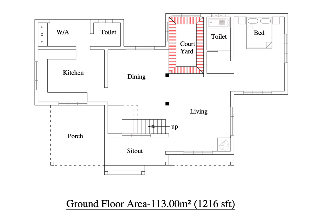 sqft bhk house plan kerala home floor plans photo home floor plans home interior design