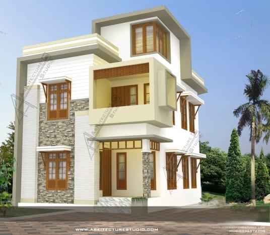 contemporary kerala house designs sq ft september kerala home design floor plans